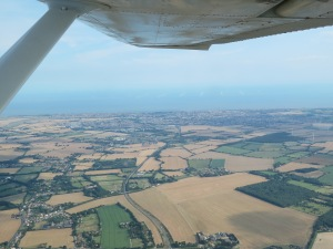 Rural Essex from the air